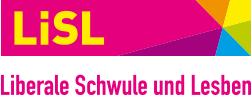 Logo Liberale Schwule und Lesben - Regenbogen